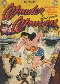 Cover Thumbnail for Wonder Woman (DC, 1942 series) #39