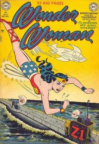 Cover Thumbnail for Wonder Woman (DC, 1942 series) #43