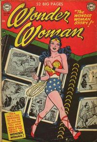 Cover Thumbnail for Wonder Woman (DC, 1942 series) #45