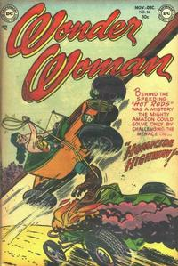 Cover Thumbnail for Wonder Woman (DC, 1942 series) #56