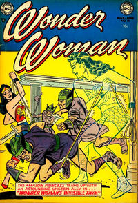 Cover Thumbnail for Wonder Woman (DC, 1942 series) #59