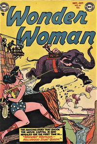 Cover Thumbnail for Wonder Woman (DC, 1942 series) #61