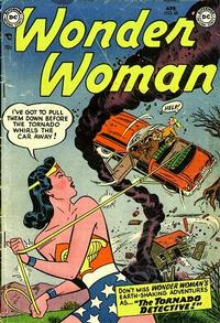 Cover Thumbnail for Wonder Woman (DC, 1942 series) #65