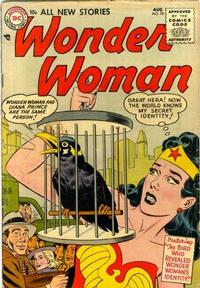 Cover Thumbnail for Wonder Woman (DC, 1942 series) #76