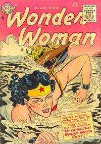 Cover Thumbnail for Wonder Woman (DC, 1942 series) #77