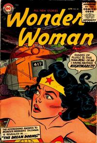 Cover Thumbnail for Wonder Woman (DC, 1942 series) #81