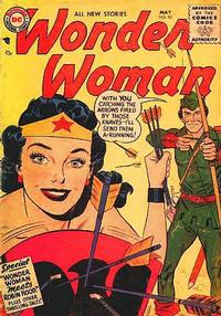 Cover Thumbnail for Wonder Woman (DC, 1942 series) #82