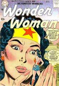 Cover Thumbnail for Wonder Woman (DC, 1942 series) #90