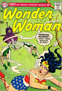 Cover Thumbnail for Wonder Woman (DC, 1942 series) #93