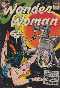Cover Thumbnail for Wonder Woman (DC, 1942 series) #99