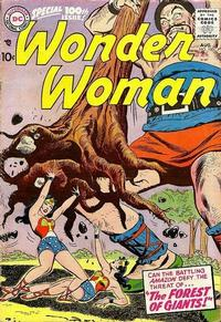 Cover Thumbnail for Wonder Woman (DC, 1942 series) #100