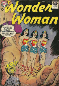 Cover Thumbnail for Wonder Woman (DC, 1942 series) #102