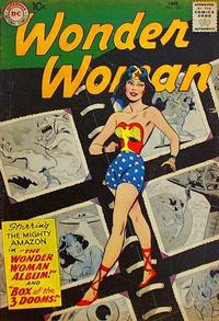 Cover Thumbnail for Wonder Woman (DC, 1942 series) #103
