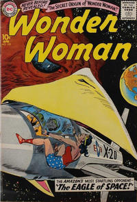 Cover Thumbnail for Wonder Woman (DC, 1942 series) #105