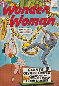 Cover Thumbnail for Wonder Woman (DC, 1942 series) #106