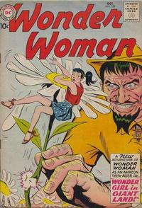 Cover Thumbnail for Wonder Woman (DC, 1942 series) #109