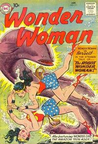 Cover Thumbnail for Wonder Woman (DC, 1942 series) #111