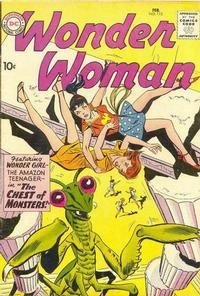 Cover Thumbnail for Wonder Woman (DC, 1942 series) #112