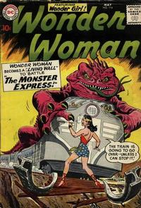 Cover Thumbnail for Wonder Woman (DC, 1942 series) #114