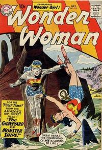 Cover Thumbnail for Wonder Woman (DC, 1942 series) #115