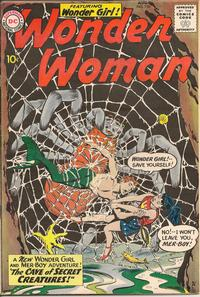 Cover Thumbnail for Wonder Woman (DC, 1942 series) #116