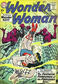 Cover Thumbnail for Wonder Woman (DC, 1942 series) #117
