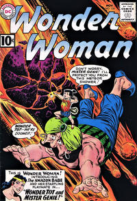 Cover Thumbnail for Wonder Woman (DC, 1942 series) #126