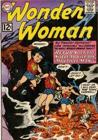 Cover Thumbnail for Wonder Woman (DC, 1942 series) #129