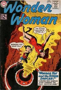 Cover Thumbnail for Wonder Woman (DC, 1942 series) #132