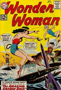 Cover Thumbnail for Wonder Woman (DC, 1942 series) #133
