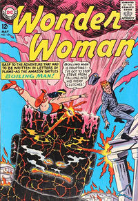 Cover for Wonder Woman (DC, 1942 series) #154