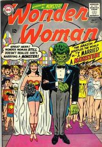 Cover Thumbnail for Wonder Woman (DC, 1942 series) #155