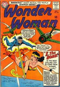 Cover Thumbnail for Wonder Woman (DC, 1942 series) #157