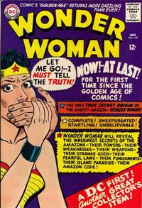 Cover Thumbnail for Wonder Woman (DC, 1942 series) #159