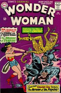 Cover Thumbnail for Wonder Woman (DC, 1942 series) #160
