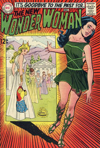 Cover Thumbnail for Wonder Woman (DC, 1942 series) #179