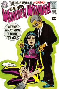 Cover Thumbnail for Wonder Woman (DC, 1942 series) #180