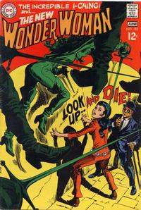 Cover Thumbnail for Wonder Woman (DC, 1942 series) #182