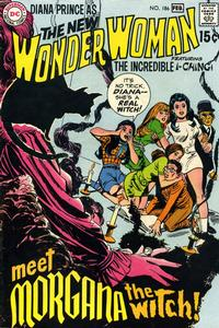 Cover Thumbnail for Wonder Woman (DC, 1942 series) #186