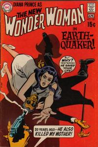 Cover Thumbnail for Wonder Woman (DC, 1942 series) #187