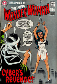 Cover Thumbnail for Wonder Woman (DC, 1942 series) #188
