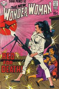 Cover Thumbnail for Wonder Woman (DC, 1942 series) #189