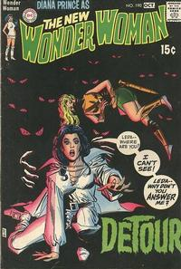 Cover Thumbnail for Wonder Woman (DC, 1942 series) #190