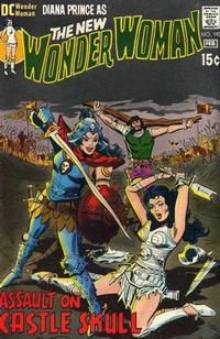 Cover Thumbnail for Wonder Woman (DC, 1942 series) #192