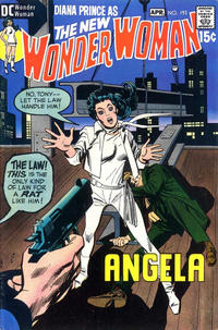 Cover Thumbnail for Wonder Woman (DC, 1942 series) #193