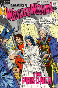 Cover Thumbnail for Wonder Woman (DC, 1942 series) #194