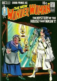 Cover Thumbnail for Wonder Woman (DC, 1942 series) #195