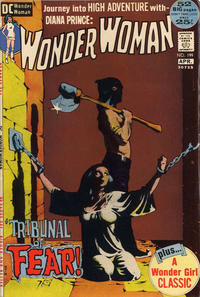 Cover Thumbnail for Wonder Woman (DC, 1942 series) #199