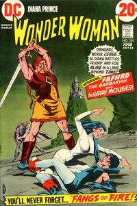 Cover Thumbnail for Wonder Woman (DC, 1942 series) #202