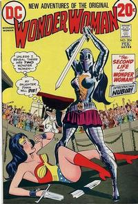 Cover Thumbnail for Wonder Woman (DC, 1942 series) #204